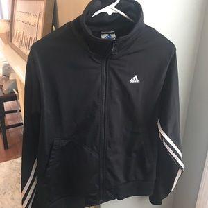 Adidas- Jogger Zip-up Sweatshirt
